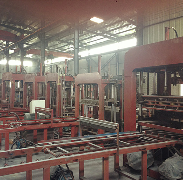Manufacture factory