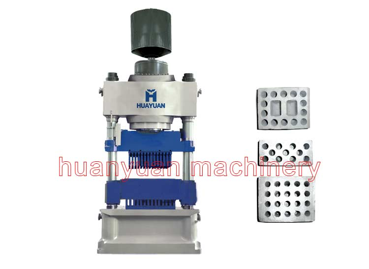 hydraulic pressure block machine