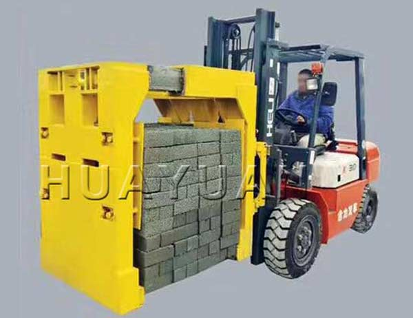 Brick Clamp Brick Loader